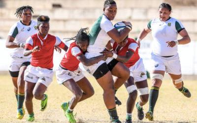 Babalwa Latsha Makes Mark in Women's Rugby in Africa