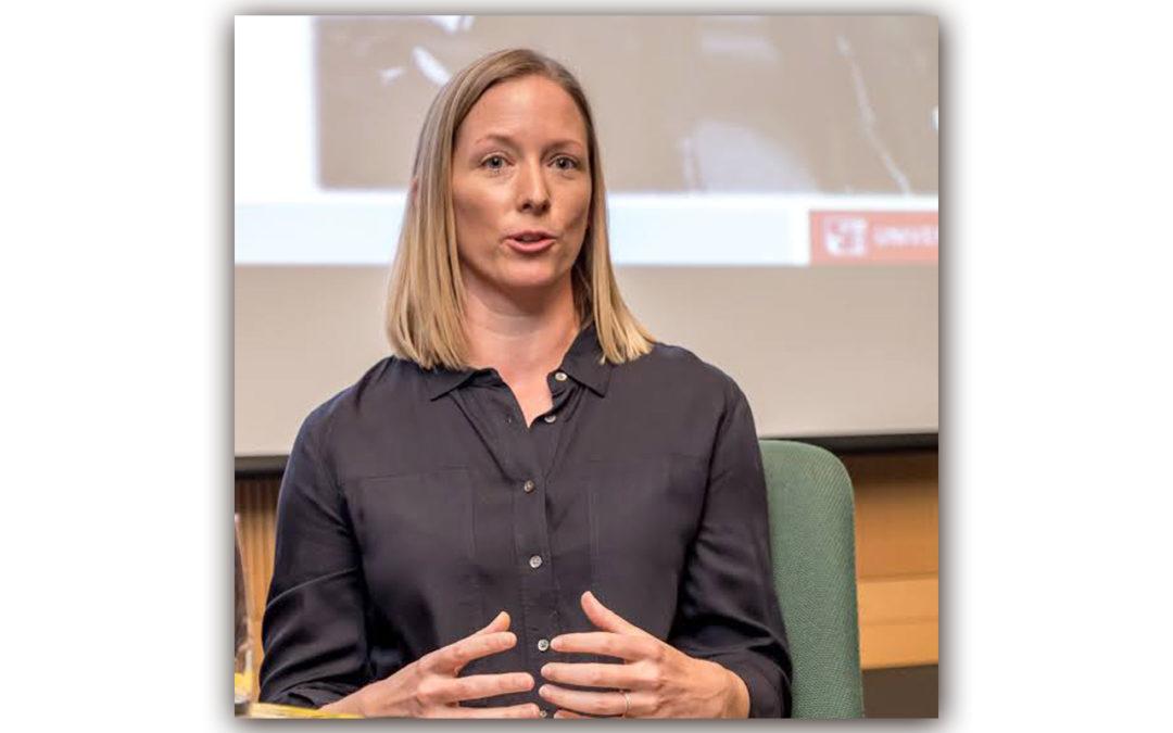 Sport Science Runs in Dr Helen Bayne's Blood