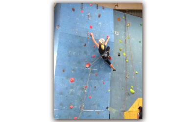 Erin Sterkenburg Takes SA Sport Climbing to the World Stage