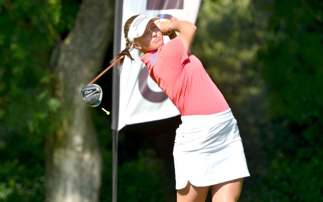 Megan Streicher Cruising in SA Amateur