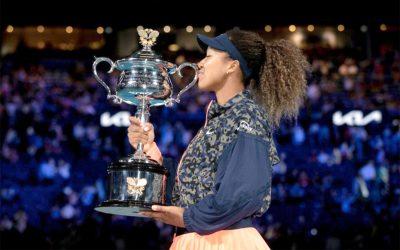 Naomi Osaka Inspires a New Generation of Athletes