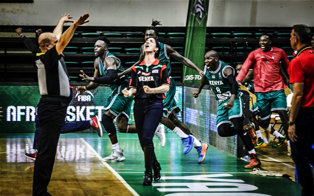 Liz Mills Makes History Coaching Kenya to AfroBasket Tournament