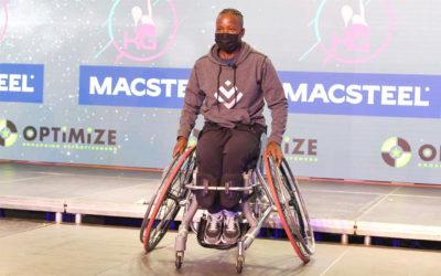 Montjane Keen to Convert Custom Wheelchair into Rankings Gains