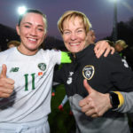 Ireland Football Manager Pauw Plots Historic Quest