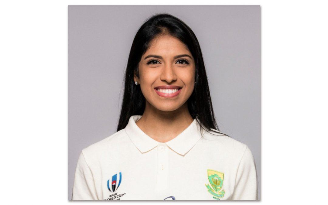 World Cup Winner Zeenat Simjee Champions Sports Nutrition