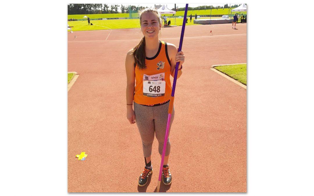 Tokyo-bound Yané van der Merwe Encourages Investment in Para Sports