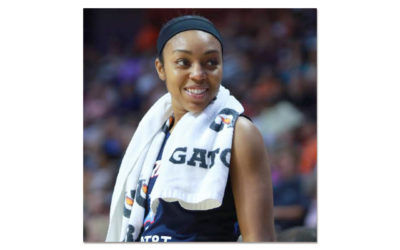Renee Montgomery Breaks Glass Ceiling in WNBA