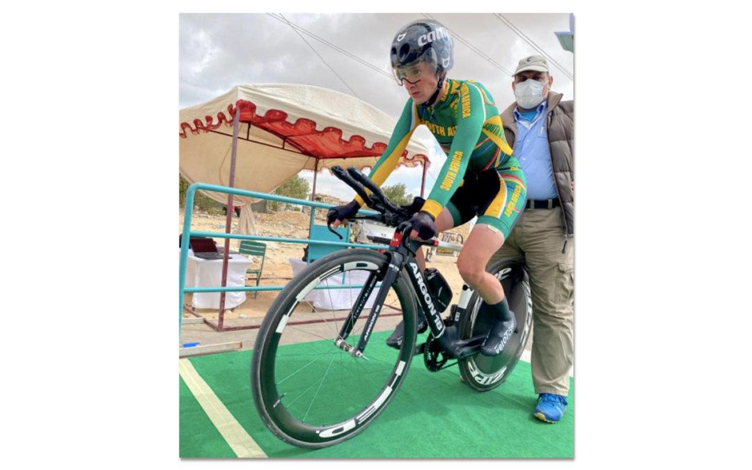 SA Adds to Medal Tally at Continental Road Cycling Champs