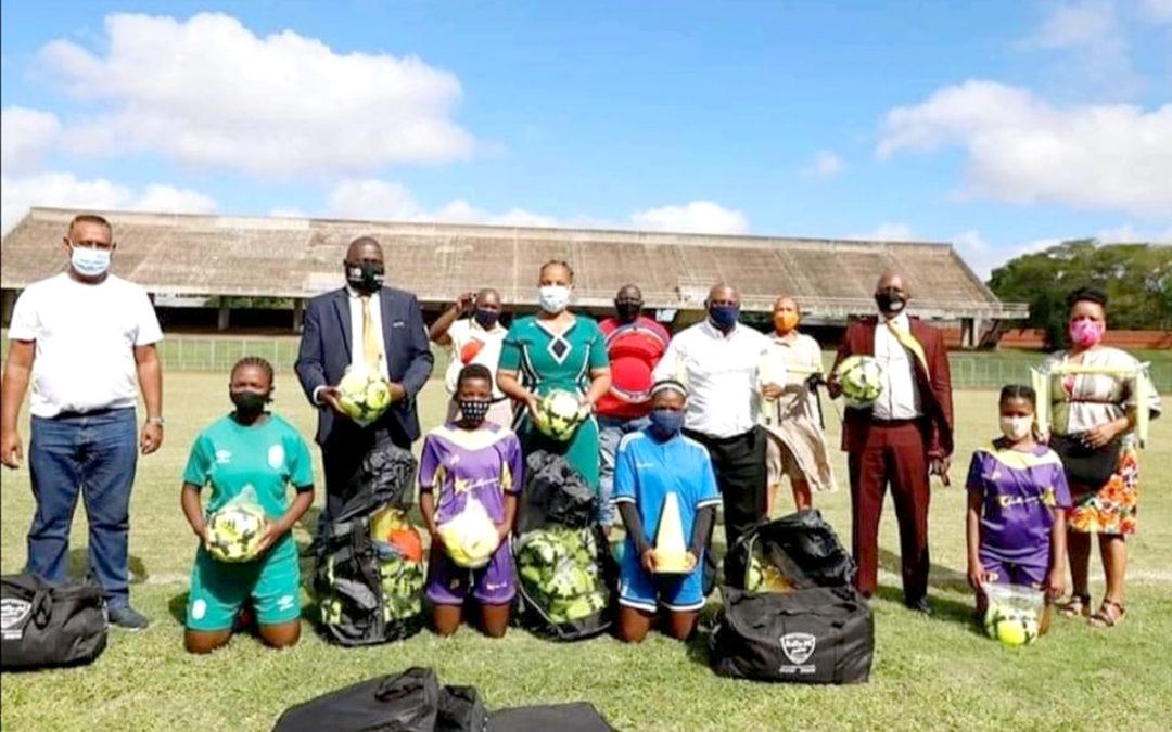 Grassroots Football Development Programme Underway in KZN