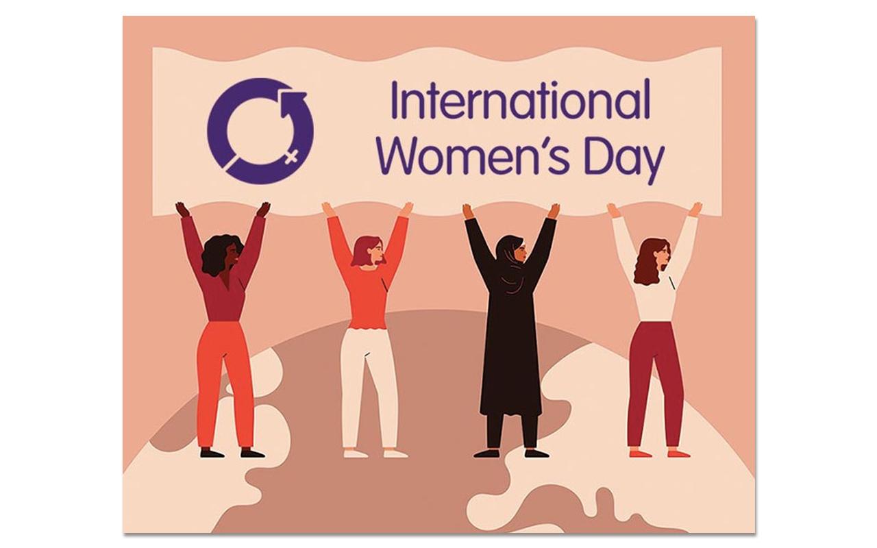 Women across the globe gather on International Women's Day and #ChoosetoChallenge themselves to uplift the status on women in society. Photo: internationalwomensday.com