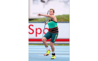 Viljoen Produces Sterling Effort at First ASA Athletix Invitational