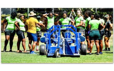 Raubenheimer Satisfied as Bok Women Camp Concludes
