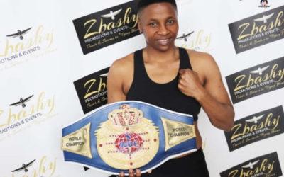 Noni Tenge to Step Up Against Unbeaten World Champ Emma Kozin