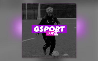 #gsportTop10 Global SA Women's Football Stars