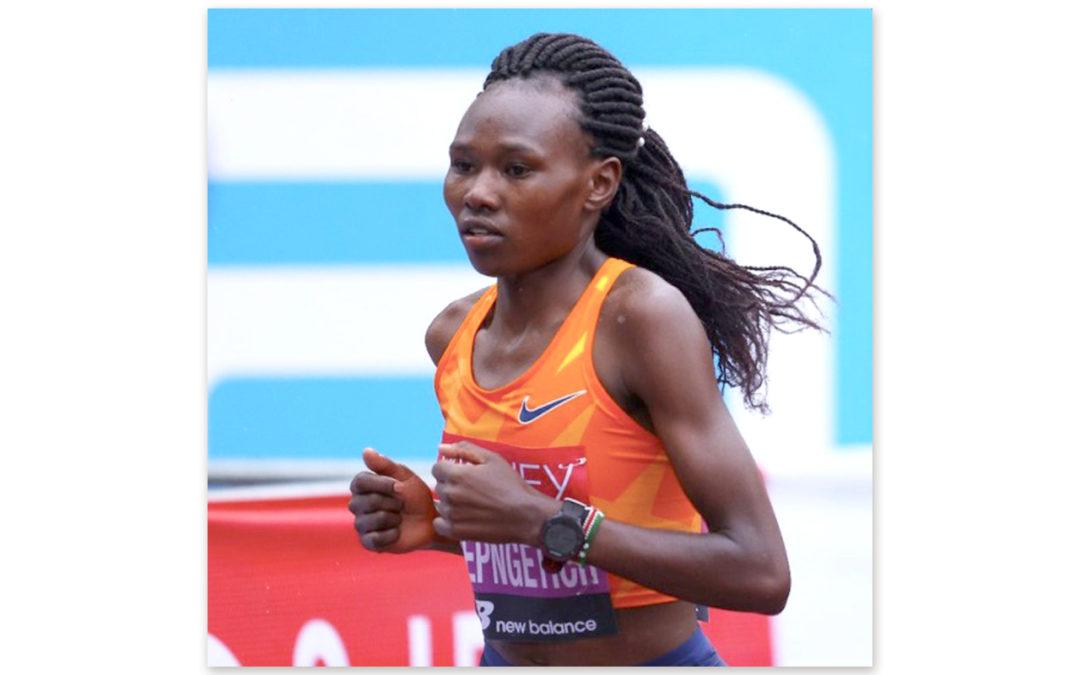 Ruth Chepngetich Smashes World Half Marathon Record in Istanbul