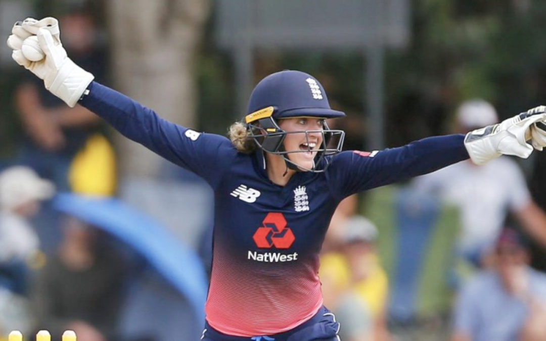 Sarah Taylor Returns for The Hundred Competition
