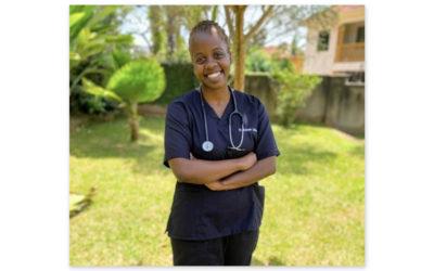 Catherine Asiimwe on Balancing Sport and Education