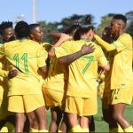 Banyana Icon Matlou sinks Brace to Seal 3-1 Win against Zambia