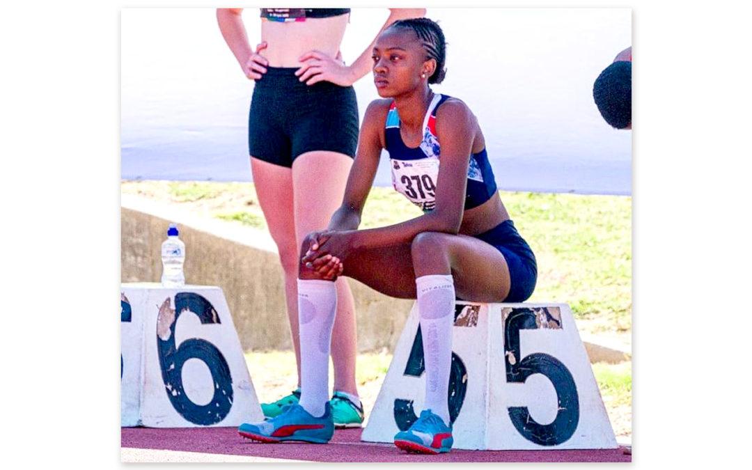 Shabangu Headlines Record-Filled ASA Age-Category Champs