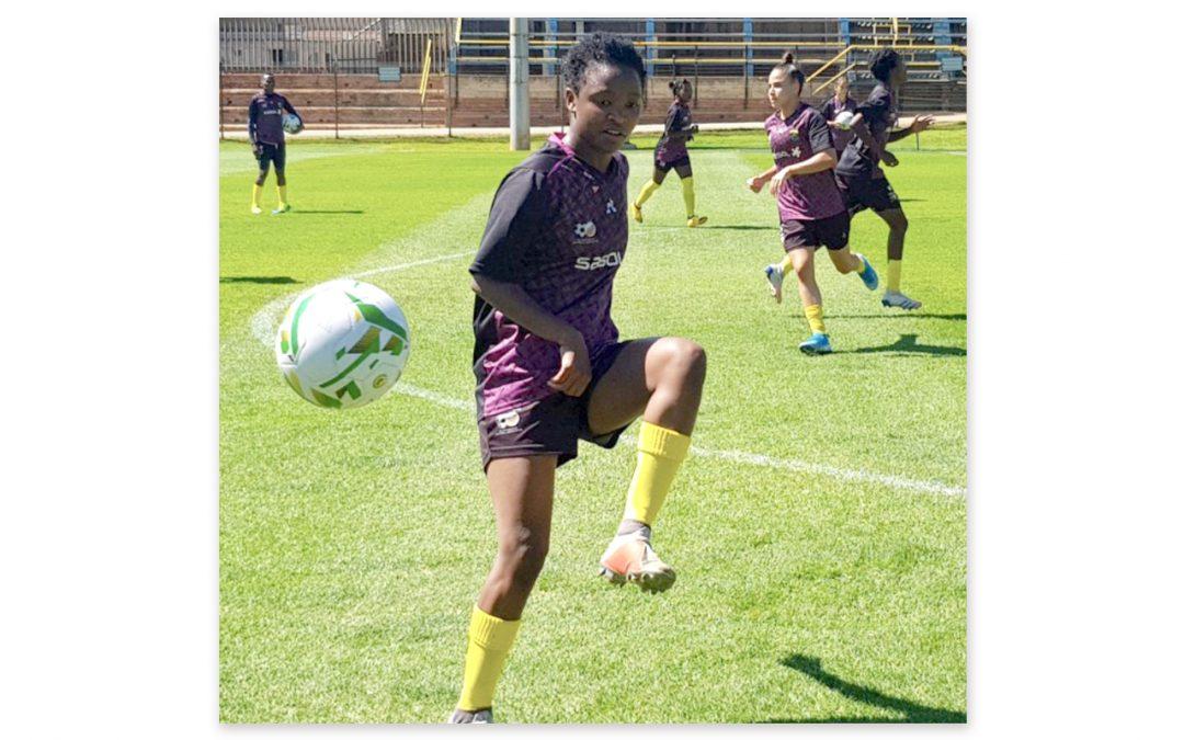 Banyana Banyana Star Mthandi Eager for Botswana Friendly