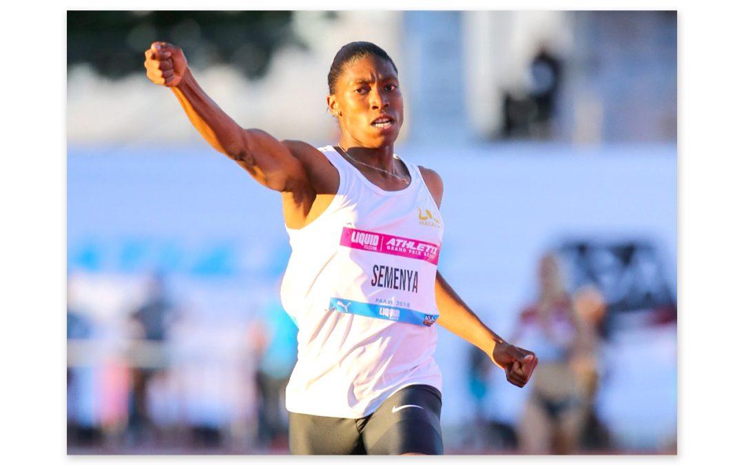 Semenya and Xaba Go Head-to-Head at ASA Champs