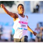 Semenya and Xaba Go Head-to-Head at ASA Champs