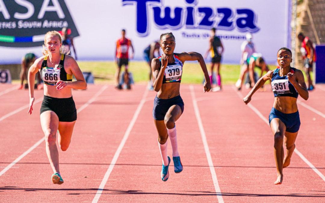 Olympic Bound Banele Shabangu's Global Aspirations