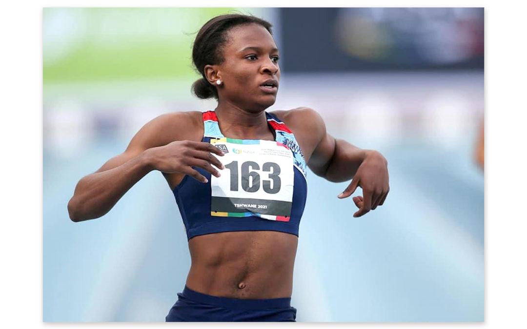 Deline Mpiti New 400m Women's Champion