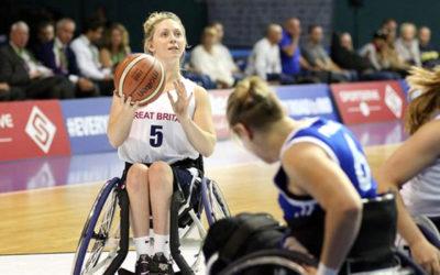 New British Pro Women's Wheelchair Basketball League