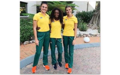 Mpiti, Bieldt, Viljoen Off to World Athletics Relay Champs