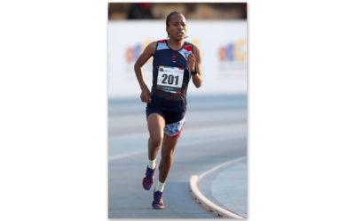Xaba Targets Personal Best at ASA Half-Marathon Champs