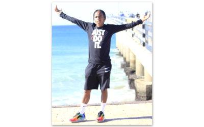 Glenrose Xaba Wins SA Half Marathon Title