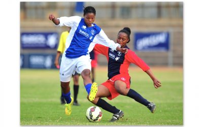 Unbeaten Croesus Ladies Highlight Exciting Sasol League Weekend