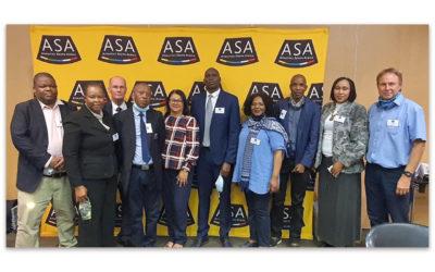 Kesa Molotsane Ready to Serve SA Athletics