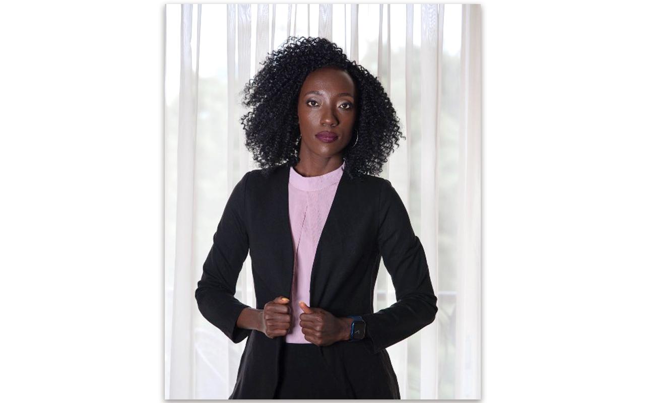 Inaugural gsport African Woman in Sport award winner, and seasoned sports media professional, Usher Komugisha, is set to serve on the Media Commission of the Uganda Olympic Committee. Photo: Usher Komugisha (Twitter)