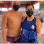 Life-Changing Moment as Tové van Zyl Breaks SA Lifesaving National Record