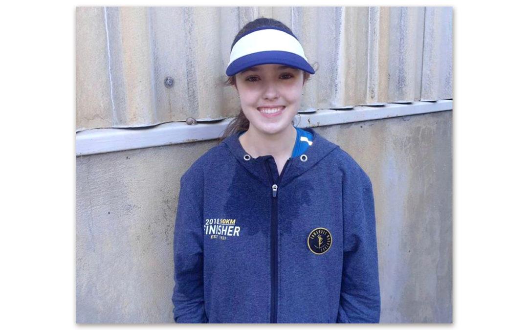 Ela Meiring Wins Self Confidence Battle