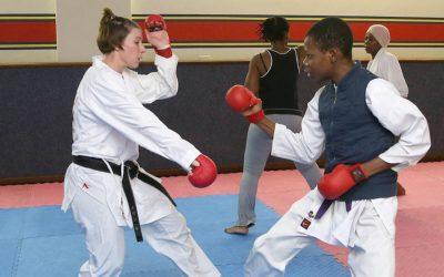 Tuks Karateka Raising Funds for Olympic Dream