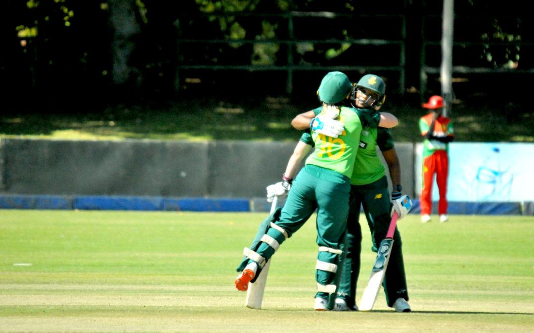 Delmari Tucker Stars as SA Emerging Win ODI Series in Zimbabwe