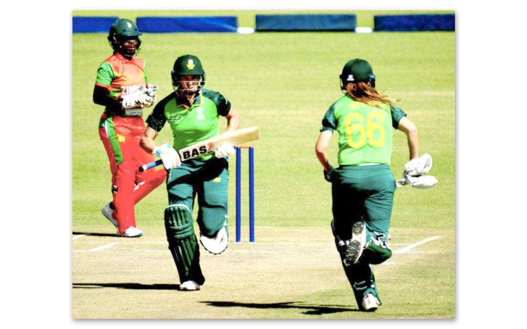 Bowlers, Openers Seal Emphatic Win for SA Emerging Women