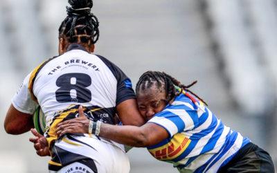 Border Ladies and DHL WP Extend Women's Premier Division Lead