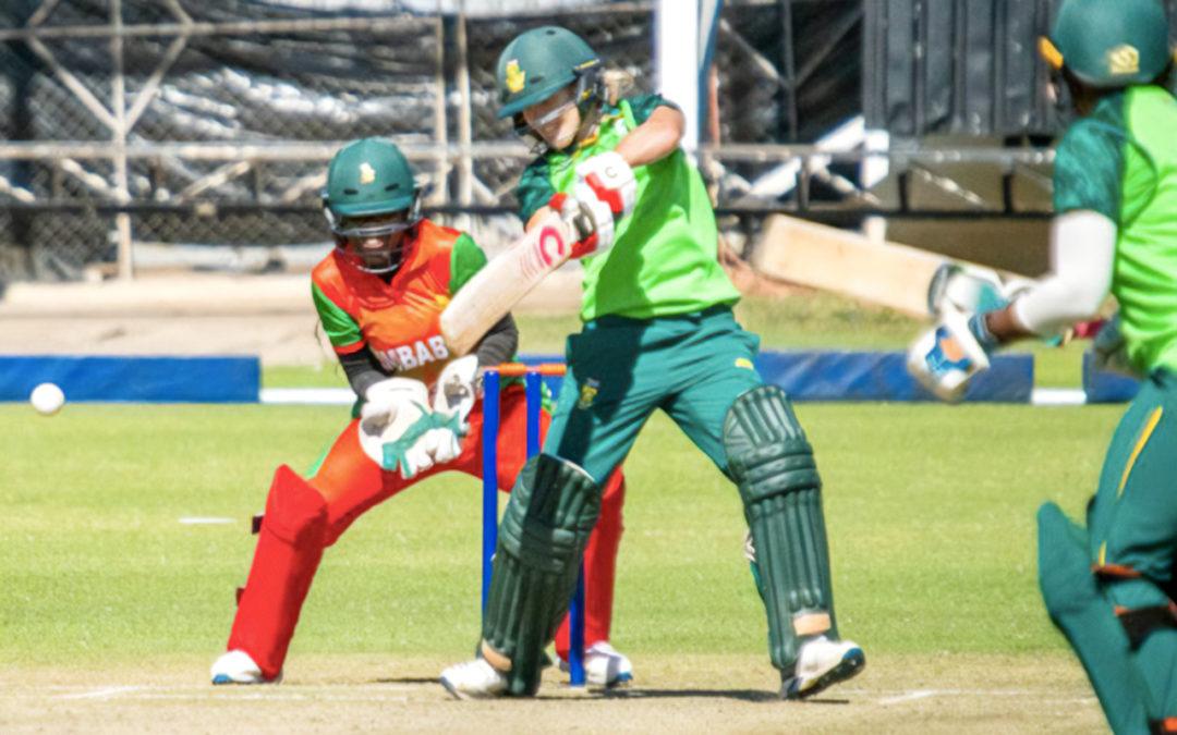 Bosch Century Helps SA Emerging Complete 5-0 Sweep in Bulawayo