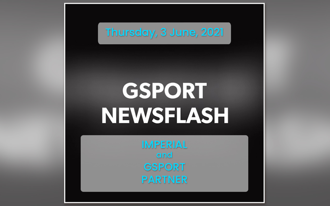 Newsflash graphic: Imperial and gsport Partner