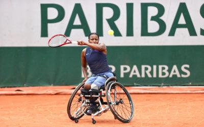 Kg Montjane Draws Positives from Roland Garros Participation