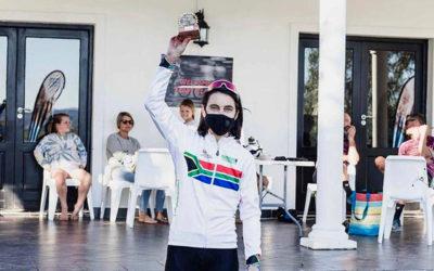 Yolande de Villiers Claims Top Honours at Trans Elands MTB