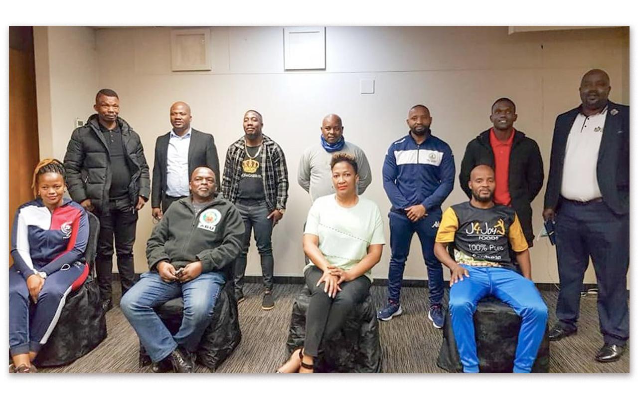 South African Boxing Promoter, Zandile Malinga, was elected Chairperson of the KwaZulu-Natal Professional Boxing Association in Durban on Saturday, 12 June 2021. Photo: Zandile Malinga (Facebook)