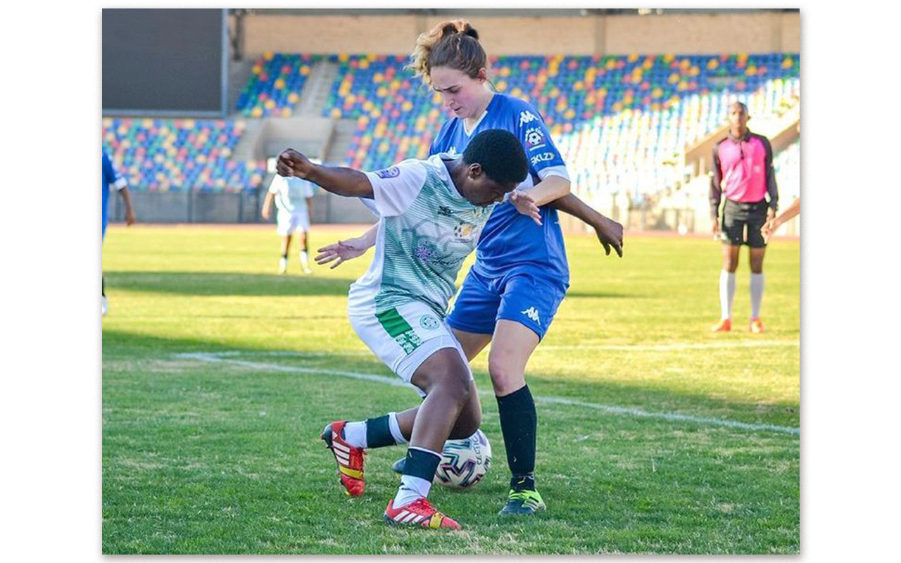 Bloemfontein Celtic Ladies beat JVW Girls FC 2-1 in the Hollywoodbets Super League on Saturday, 12 June 2021. Photo: Bloemfontein Celtic Ladies (Instagram)