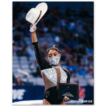 Simone Biles Breaks All-Around Title Record at US Gymnastic Champs