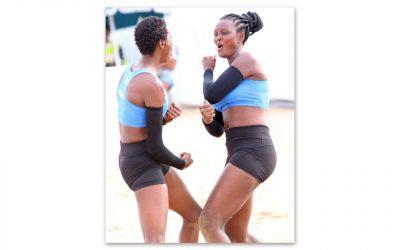 Kenya Women Beach Volleyball Team Make Olympic History