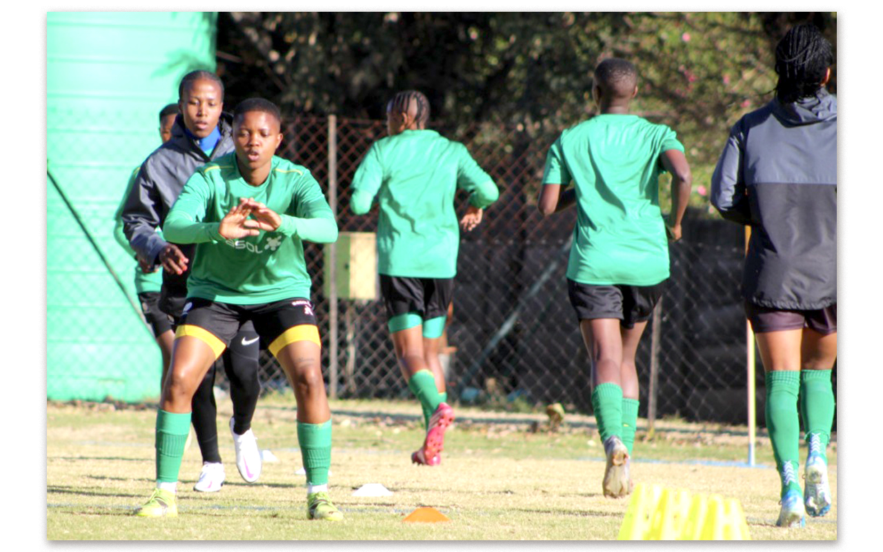 Banyana Banyana's trip to Netherlands has been called off after five of the travelling players tested positive for Covid-19. As a result, the entire delegation has been placed in isolation. Photo: Banyana Banyana (Twitter)